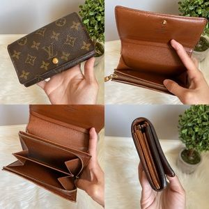 AUTHENTIC LV WALLET IN GOOD CONDITION